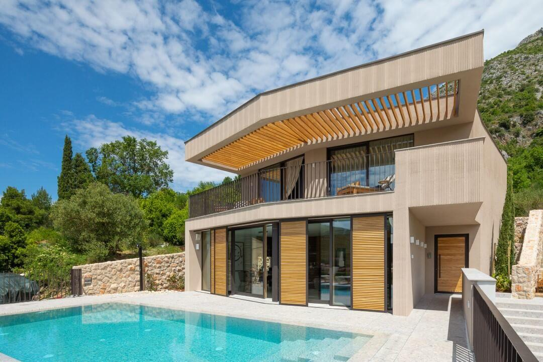 Five star Luxury Villa in Dubrovnik with Pool Palazzo Vimbula