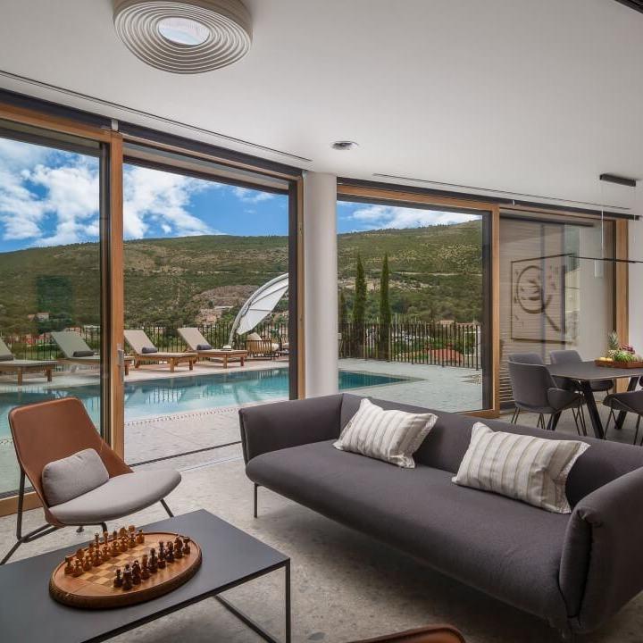 Palazzo Vimbula Five Star Dubrovnik villa with pool