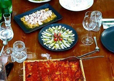 villa catering service